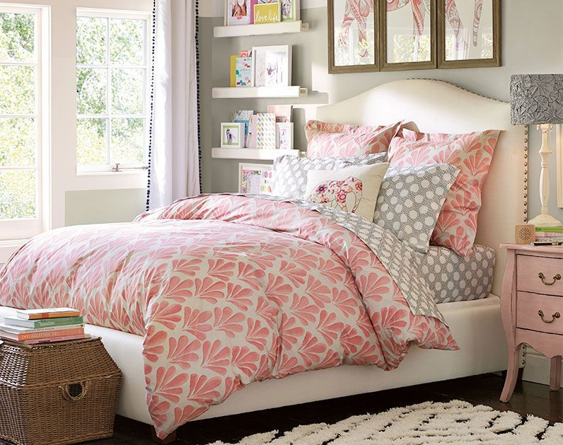 Color Schemes For Girl Bedrooms Jeeworld Com